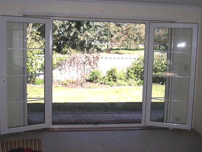 Advantage double glazing perth window to french door for French doors both open
